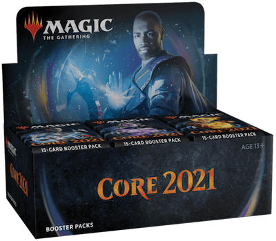 Magic: The Gathering - Booster Box Image